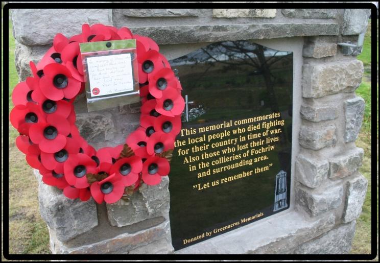 Fochriw Memorial